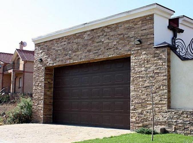 Современные ворота для гаража это прежде всего надежная защита от